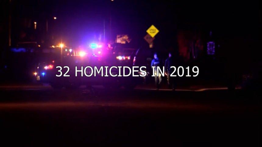 2019 HOMICIDES