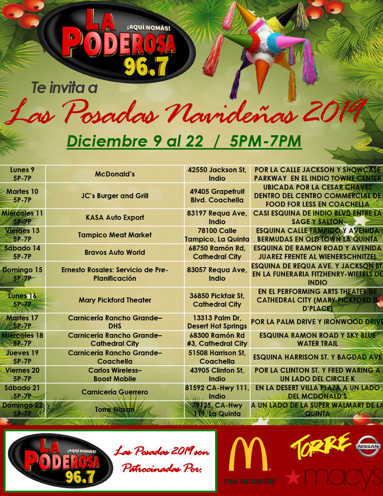 2019-La-Poderosa-96.7-Posadas-Locations---Updated-11.27.2019-WITH-LOCATI.._-REV