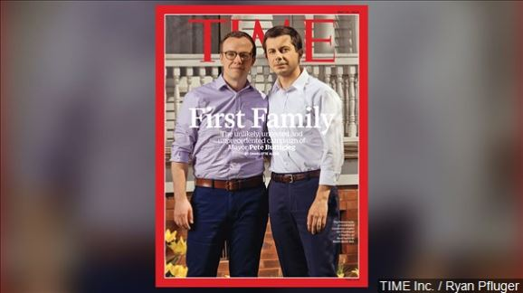 PETE AND CHASE BUTTIGIEG