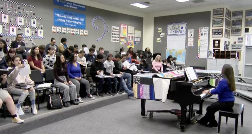 CCHS Choir
