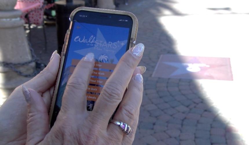 Palm Springs Walk of Stars App