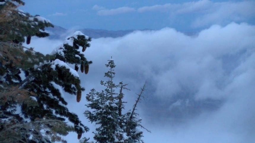 xmas clouds