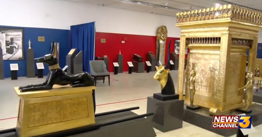 museum of ancient wonders