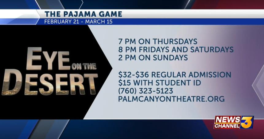 020820 THE PAJAMA GAME