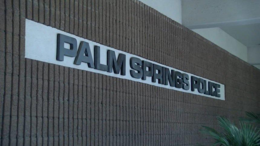 PALM SPRINGS POLICE PSPD