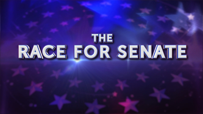 TSR THE RACE FOR SENATE STILL