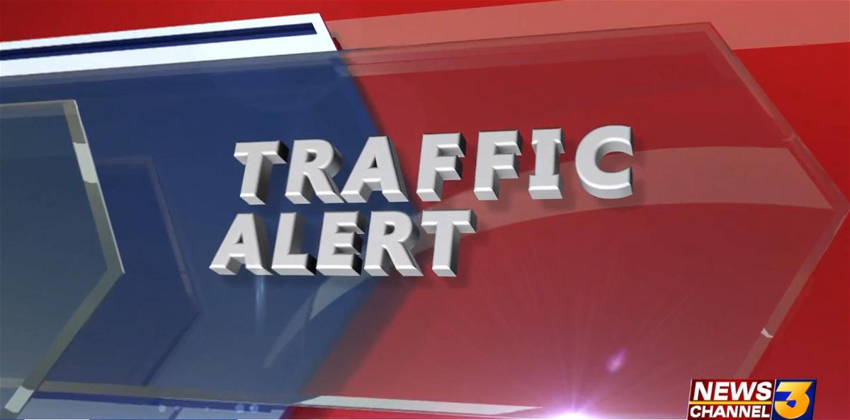 Traffic backed up on I-10 near Desert Hot Springs following rollover crash - KESQ