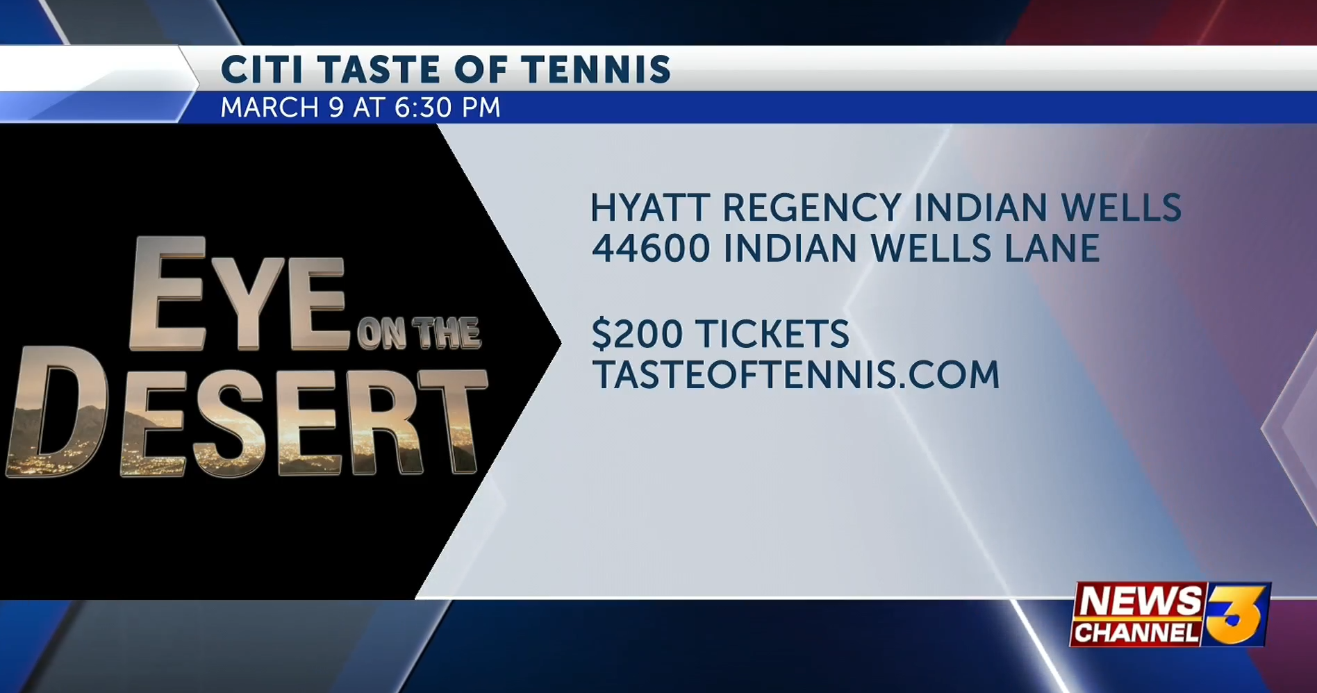 030220 TASTE OF TENNIS