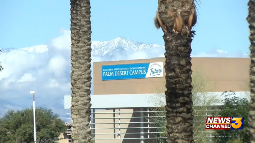 CSUSB PALM DESERT CAMPUS