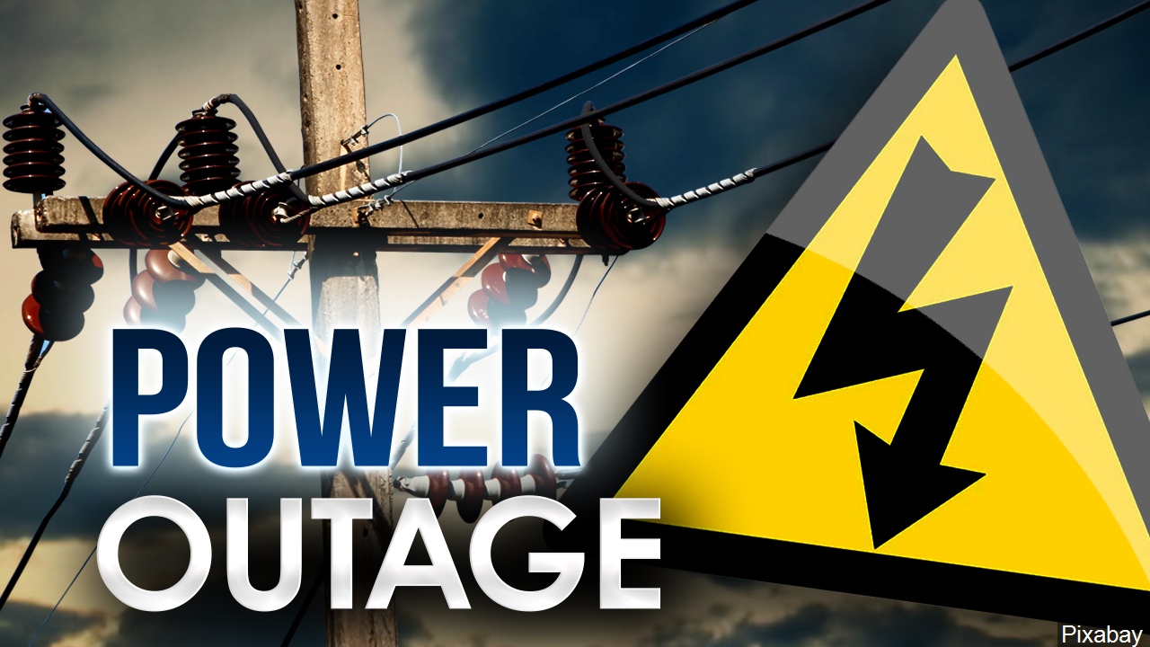 Palm Desert power outage