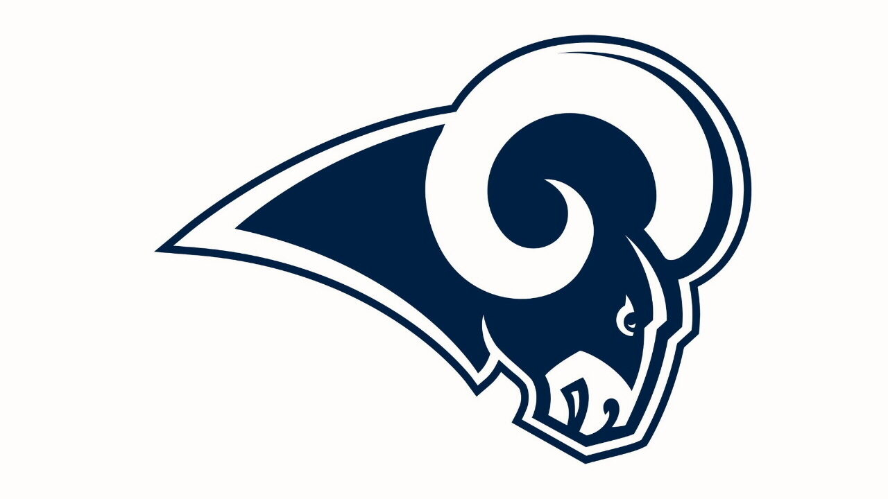 l a rams unveil new logo what do you think kesq l a rams unveil new logo what do you