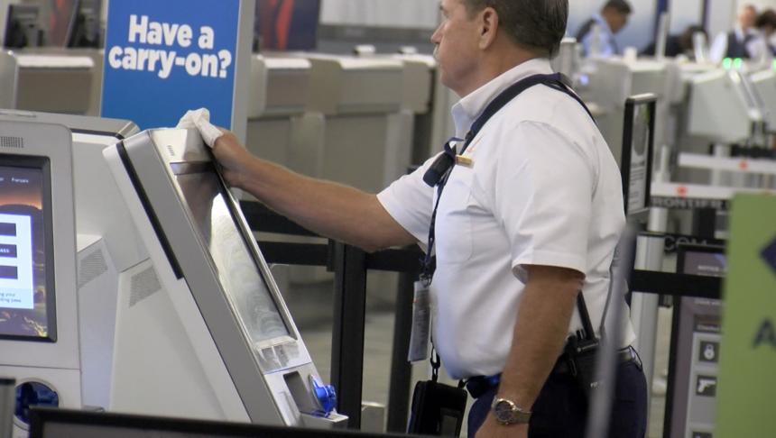 030520 airport coronavirus
