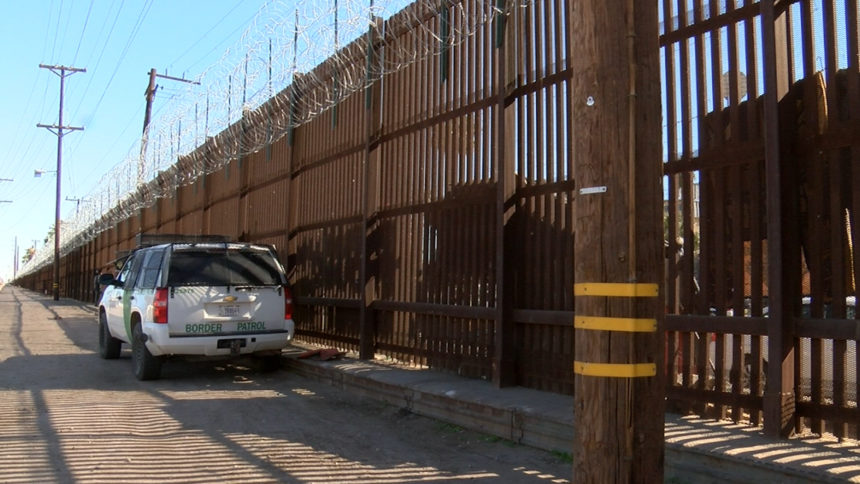1st person in Border Patrol custody to test positive for coronavirus caught near Calexico