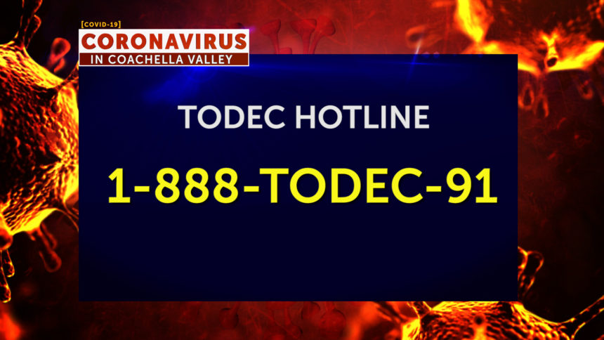 todec hotline