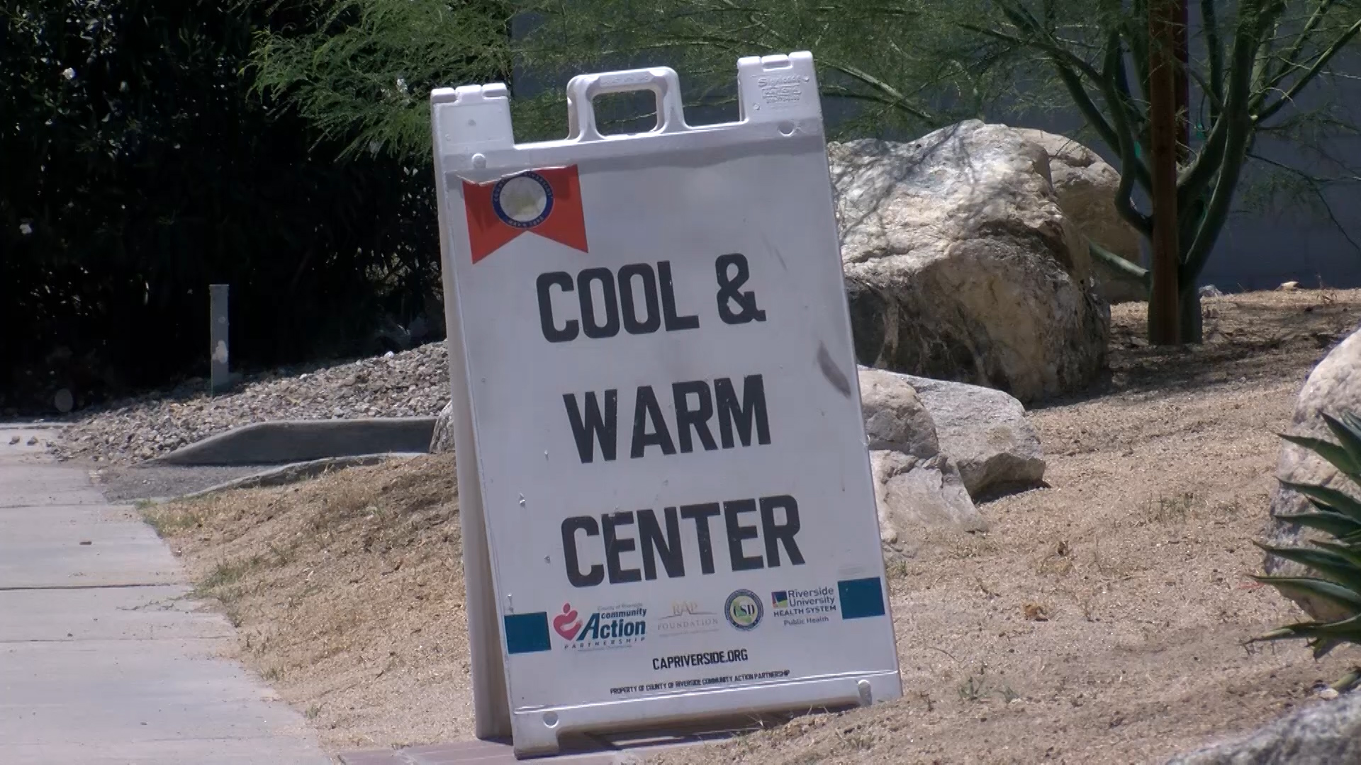 Cooling Centers Open Today In The Coachella Valley