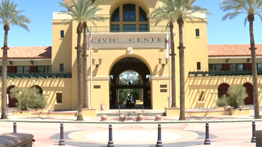 cathedral city civic center