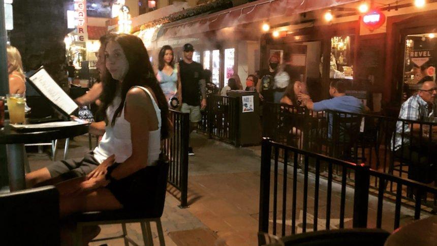 palm springs restaurant