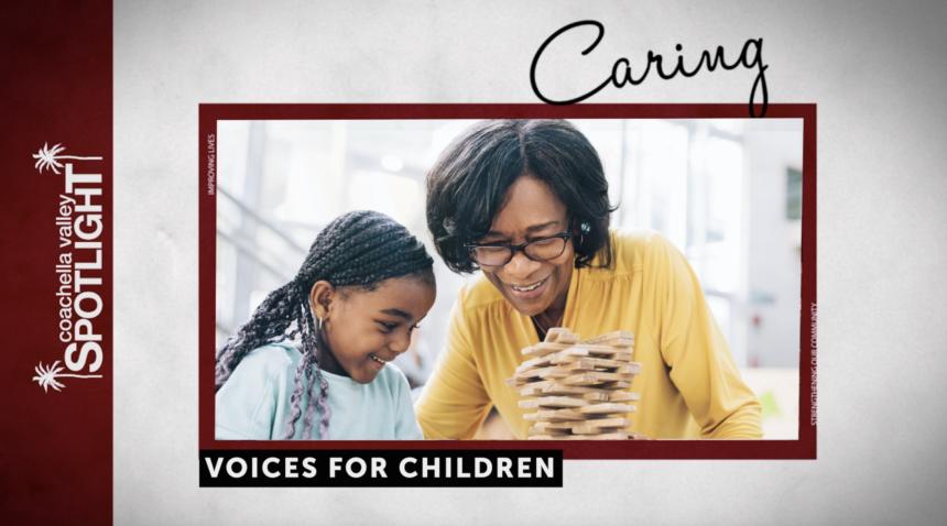 July Spotlight Voices for Children