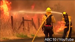CA wildfires 08212020