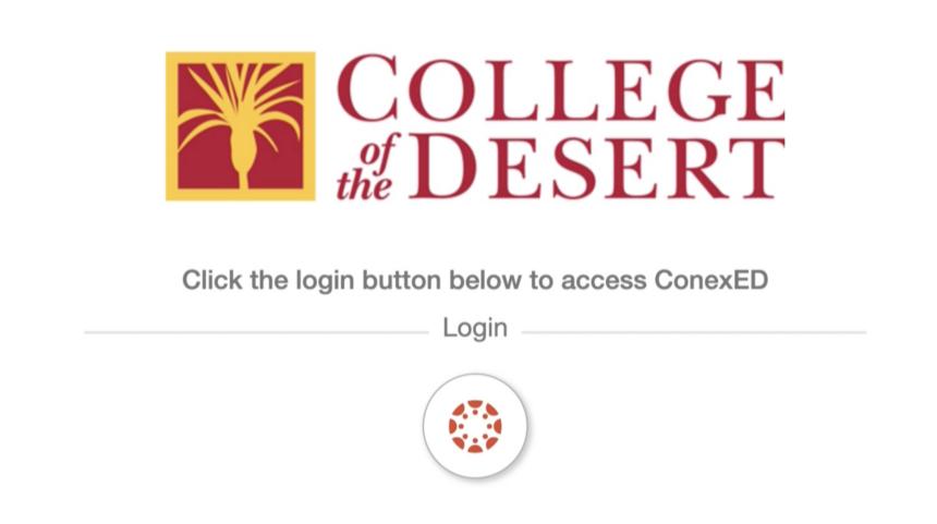 College of the Desert online
