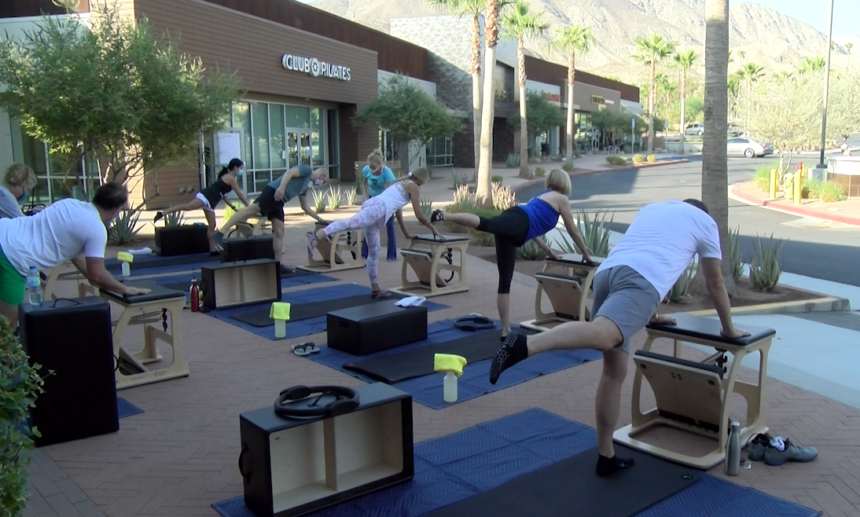 Club Pilates Rancho Mirage