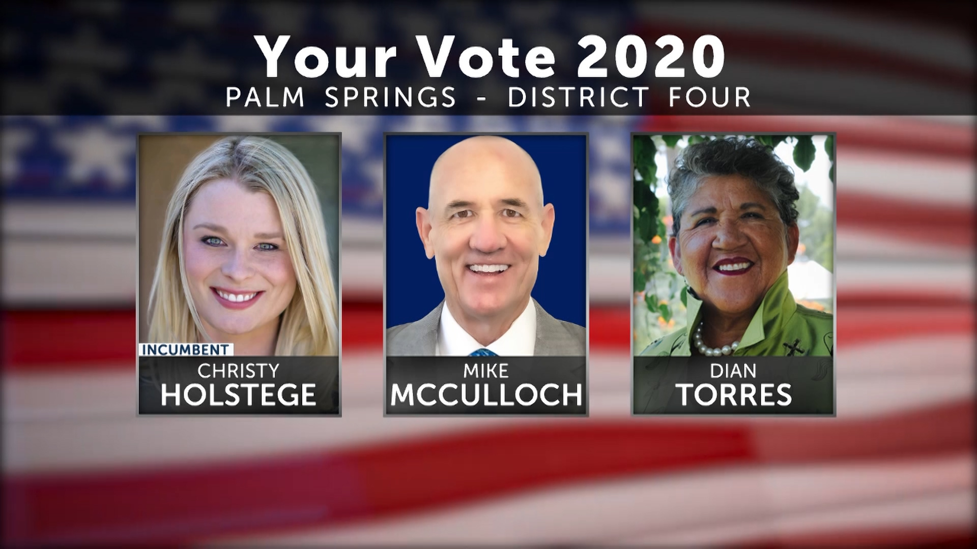 Palm Springs District 4 council race turns nasty; candidates report personal attacks, vandalism - KESQ