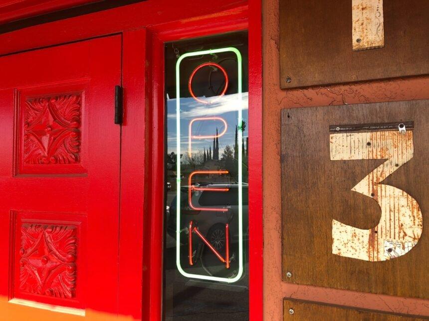 Restaurant Open 12-9-2020
