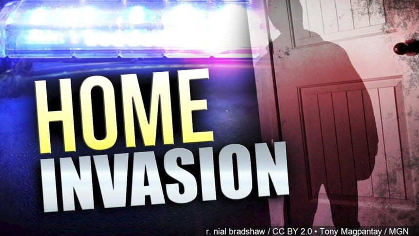 home invasion graphic