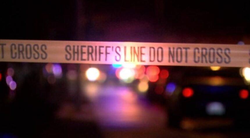 sheriffs line don't cross crime