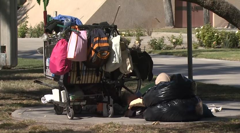 cv homeless