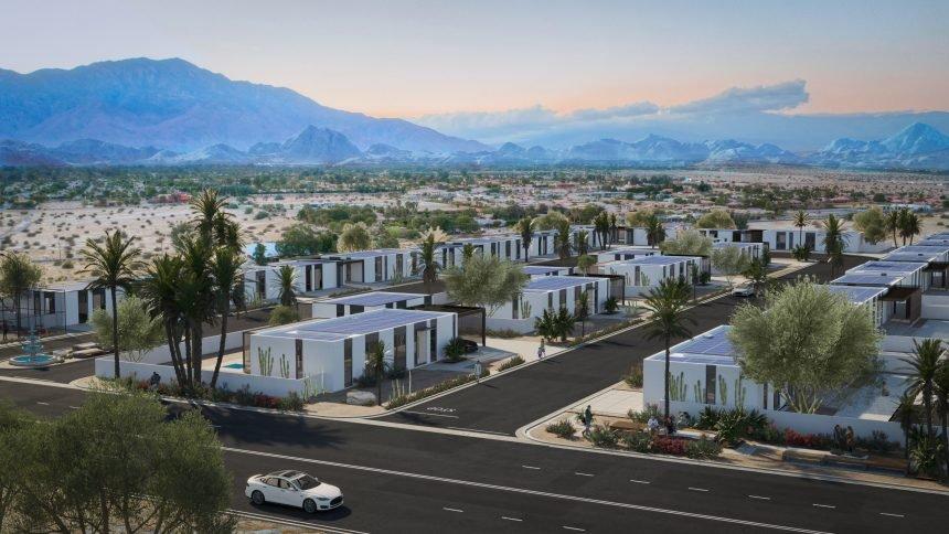 Rancho Mirage_Image credit_Mighty Buildings:EYRC