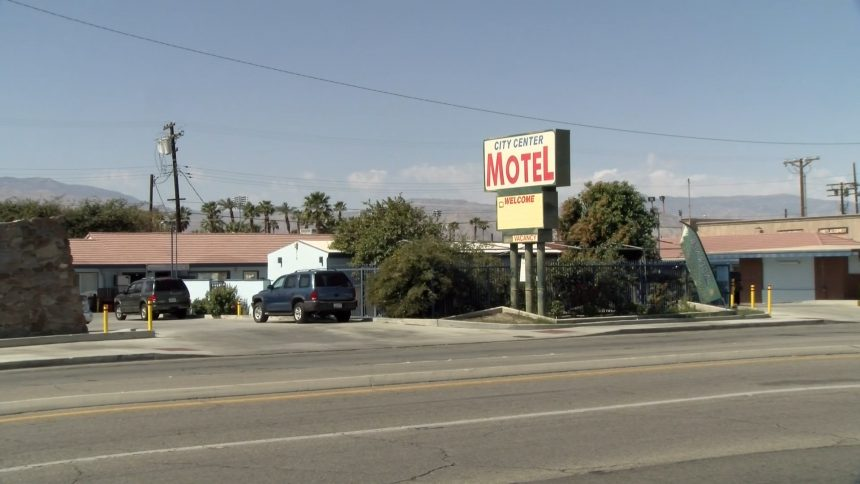 city center motel indio