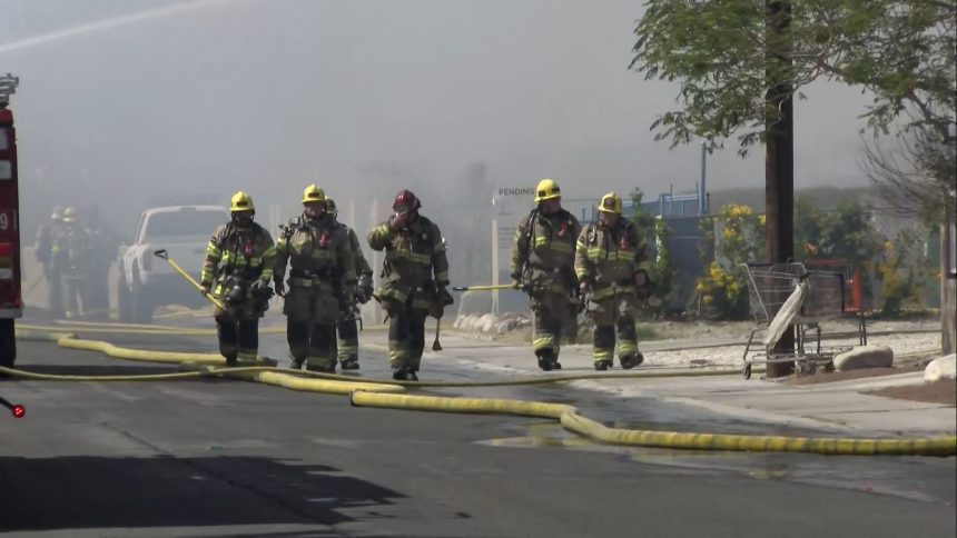 firefighers