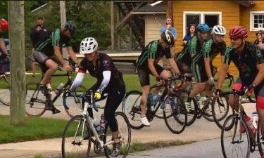 The 9th annual Carolina Brotherhood Ride started Monday