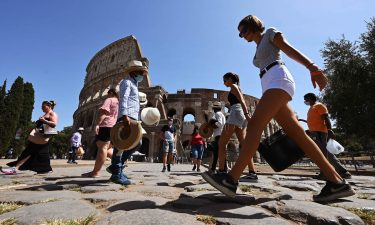 Italy remains one of Europe's least affected countries.