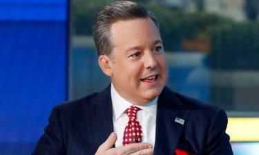Former Fox News Chief National Correspondent Ed Henry on Sept. 6