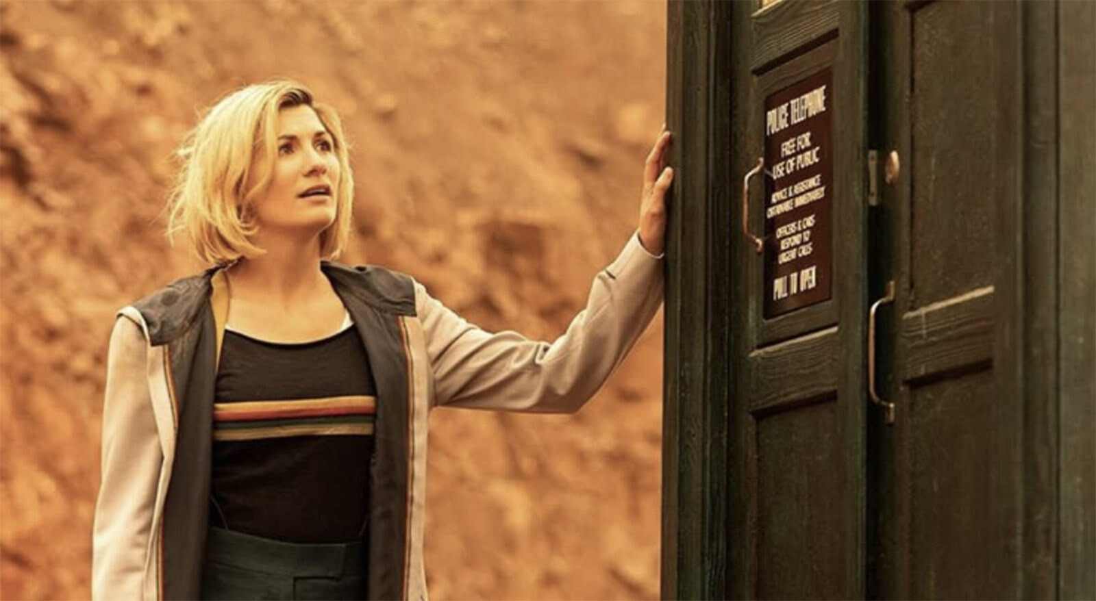 <i>BBC</i><br/>Jodie Whittaker