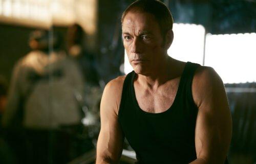 Jean-Claude Van Damme in 'The Last Mercenary.'