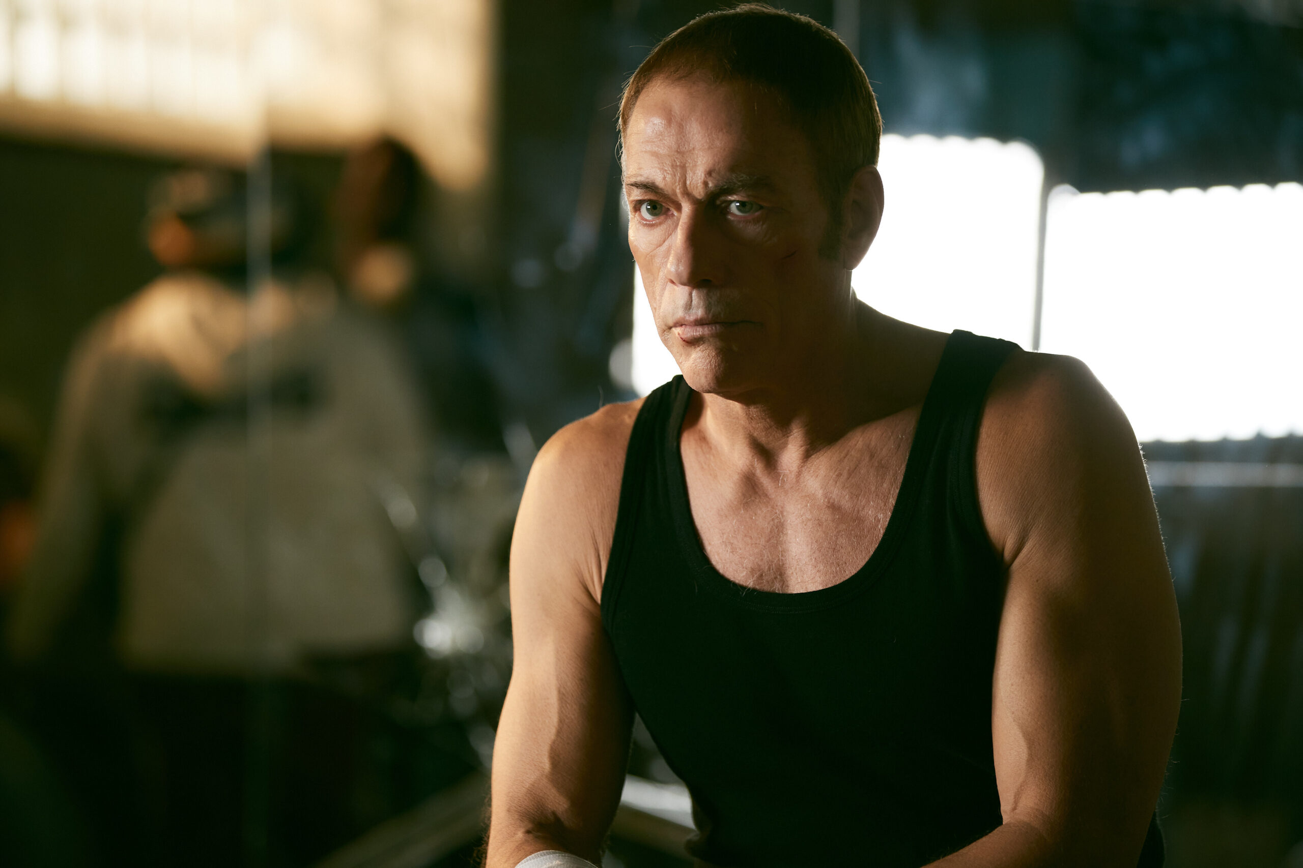 <i>Courtesy Netflix</i><br/>Jean-Claude Van Damme in 'The Last Mercenary.'