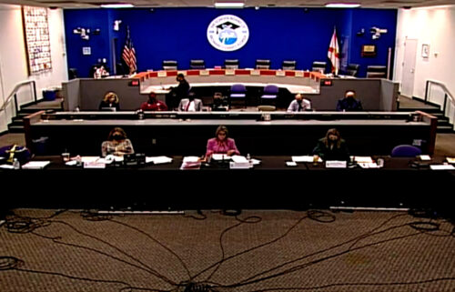 South Florida's Broward County Public Schools will withdraw its mask mandate after the governor threatened to withhold funding from districts that require face coverings. The Broward County school board had voted July 28 to mandate masks.