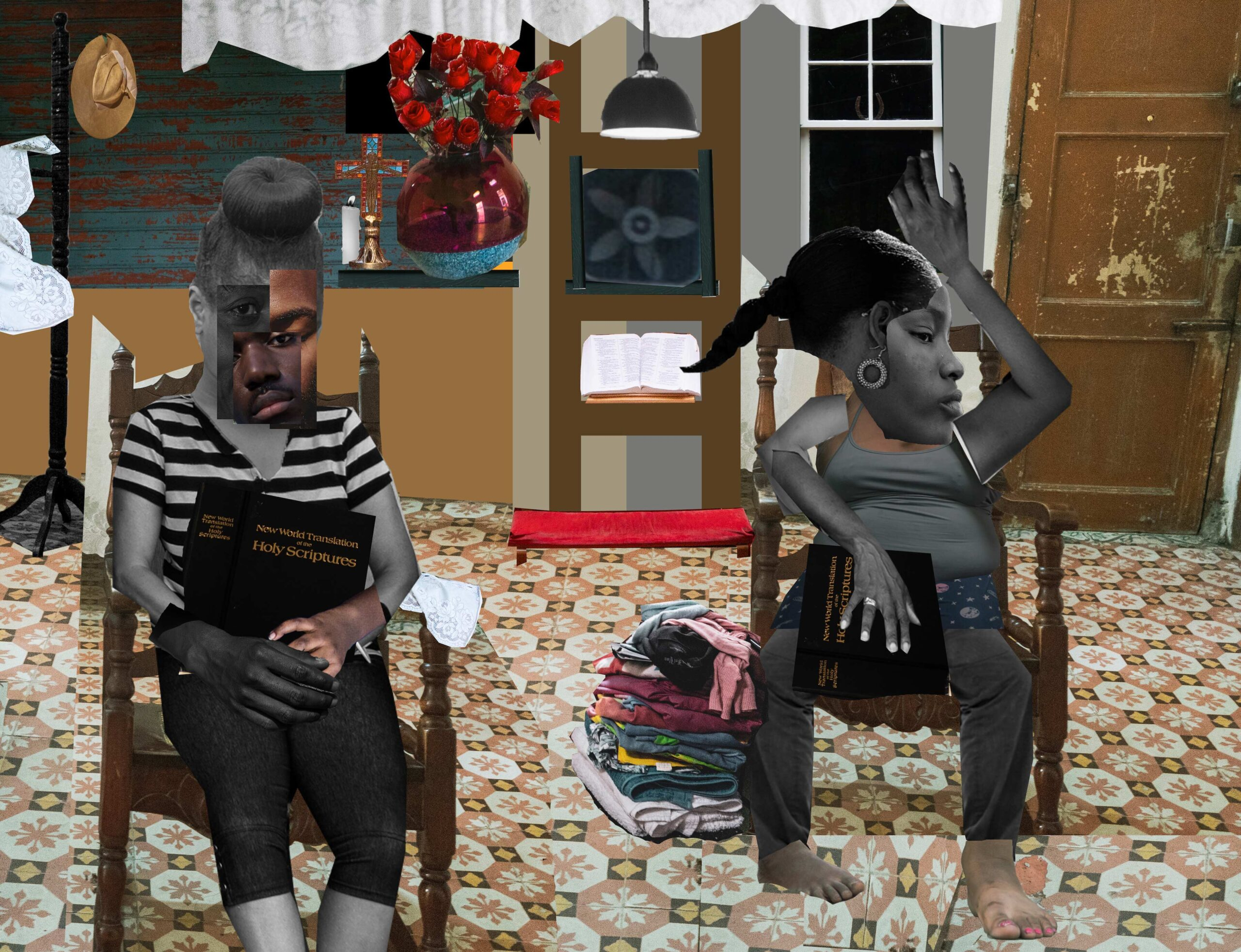<i>Courtesy SHAN Wallace</i><br/>Westminister (2020) by SHAN Wallace is Wallace's solo exhibition