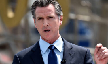 California Governor Gavin Newsom is fighting the recall by sharpening contrast with his Republican opponent Larry Elder in effort to energize the female voters.