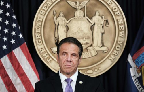New York's two US senators Chuck Schumer and Kirsten Gillibrand call for New York Governor Andrew Cuomo to resign in the wake of a report that found he sexually harassed multiple women.