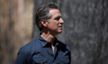 Four candidates are bidding to replace California Governor Gavin Newsom