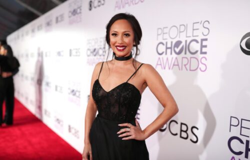 Cheryl Burke has shared she has tested positive for Covid-19.