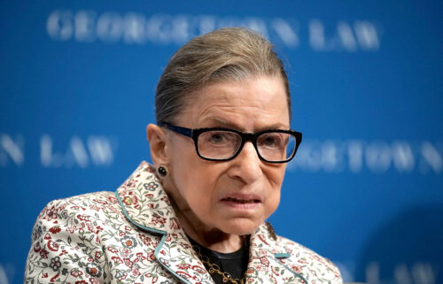 One year after the death of Supreme Court Justice Ruth Bader Ginsburg