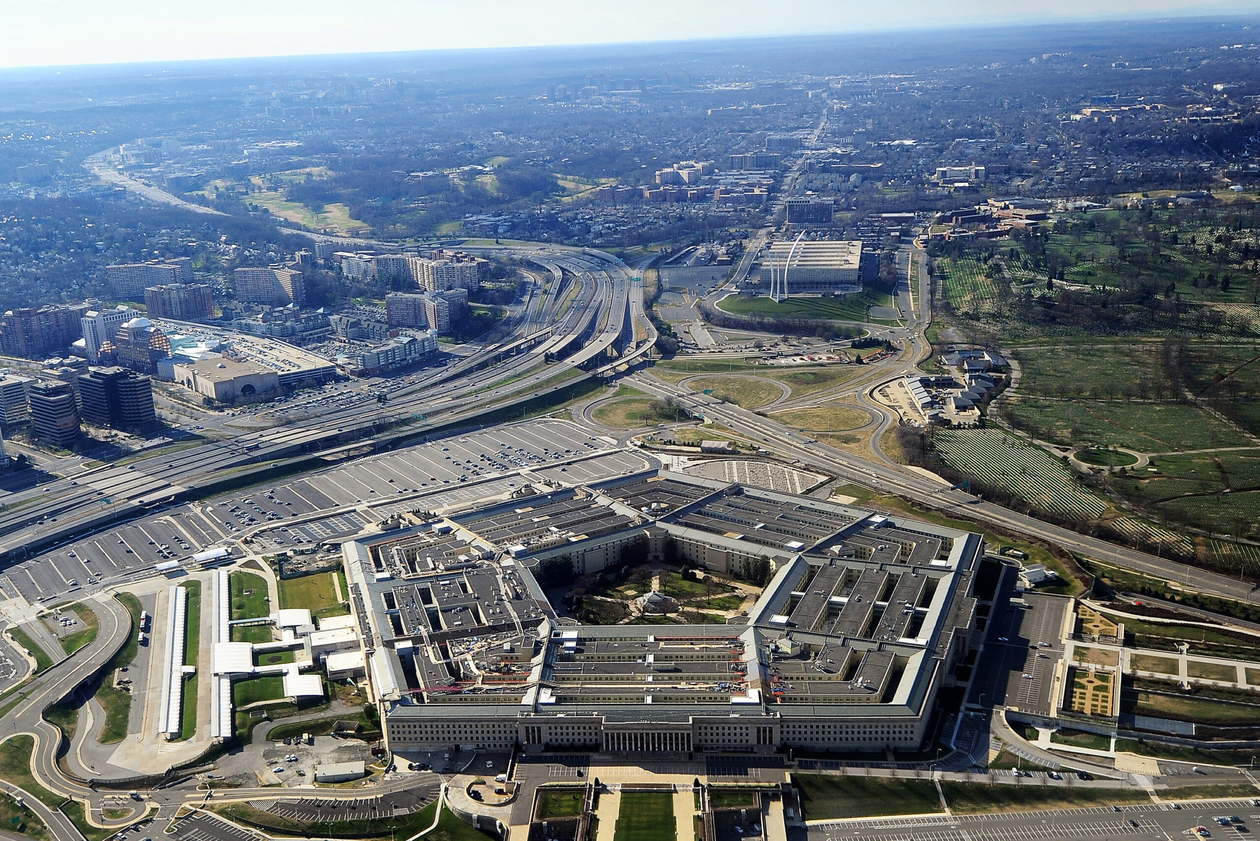 <i>STAFF/AFP/Getty Images</i><br/>The House voted to approve the National Defense Authorization Act for fiscal year 2022 with wide bipartisan support.