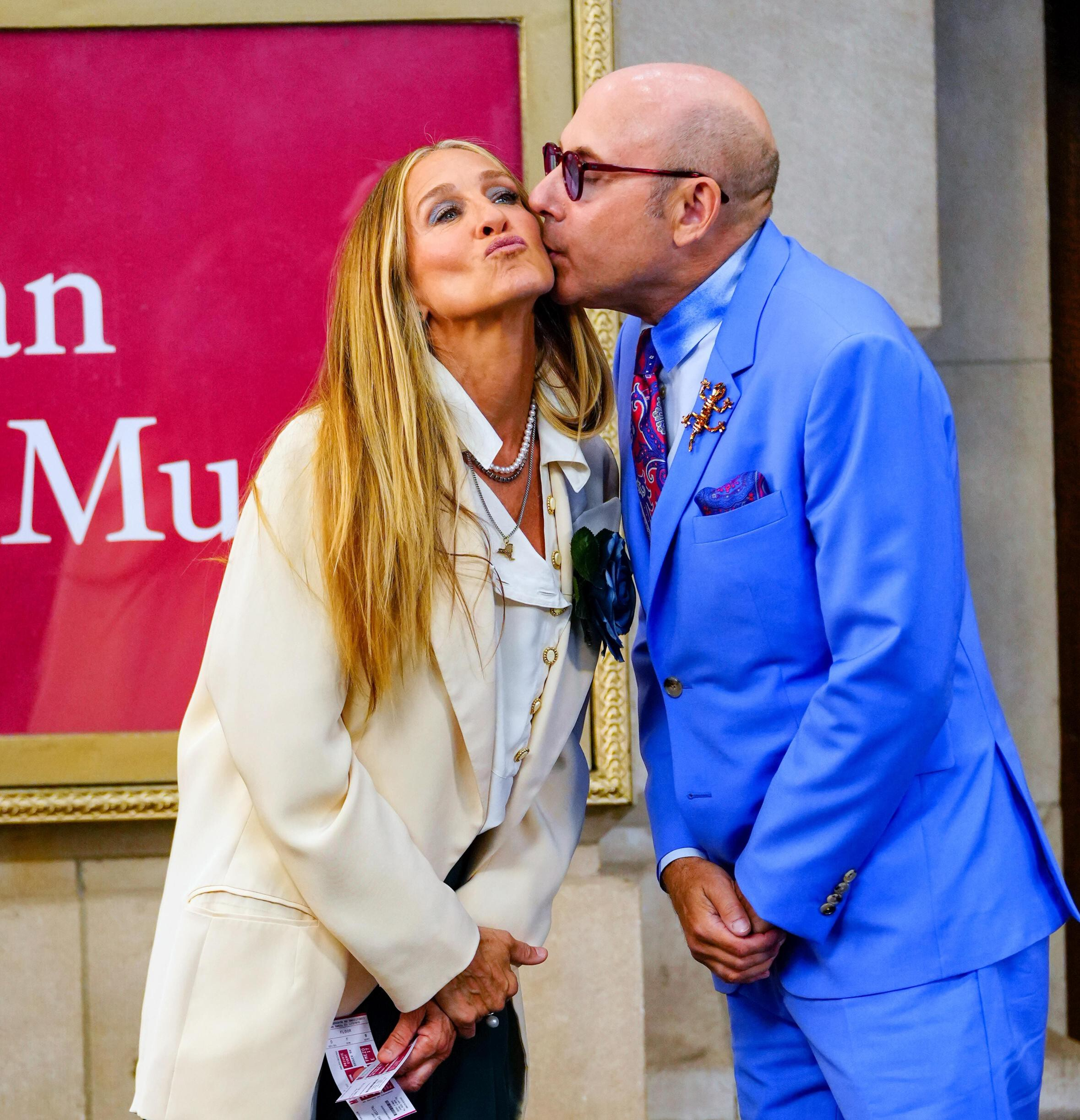 <i>Gotham/GC Images/Getty Images</i><br/>Sarah Jessica Parker paid tribute to her late