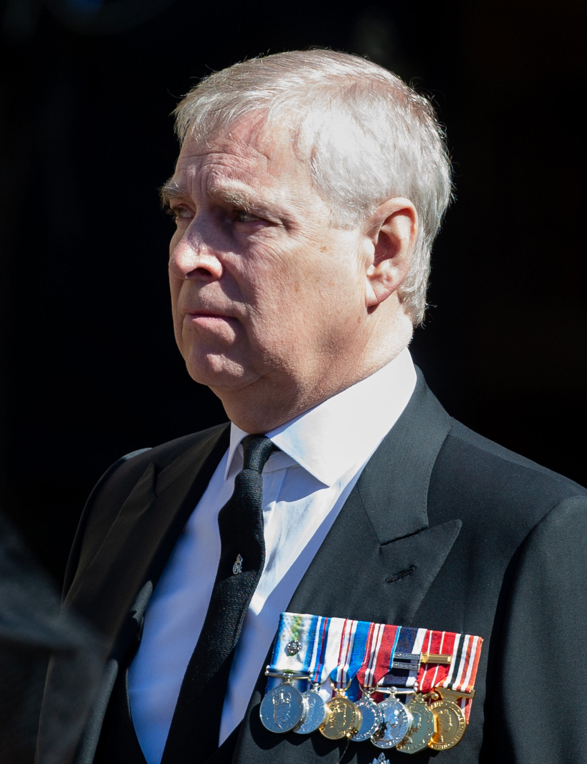 <i>Samir Hussein/WireImage/Getty Images</i><br/>Prince Andrew
