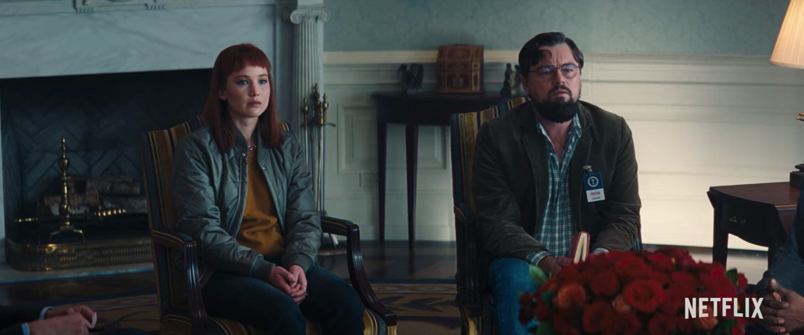 <i>Netflix</i><br/>'Don't Look Up' trailer is here and it's filled with every celebrity imaginable.